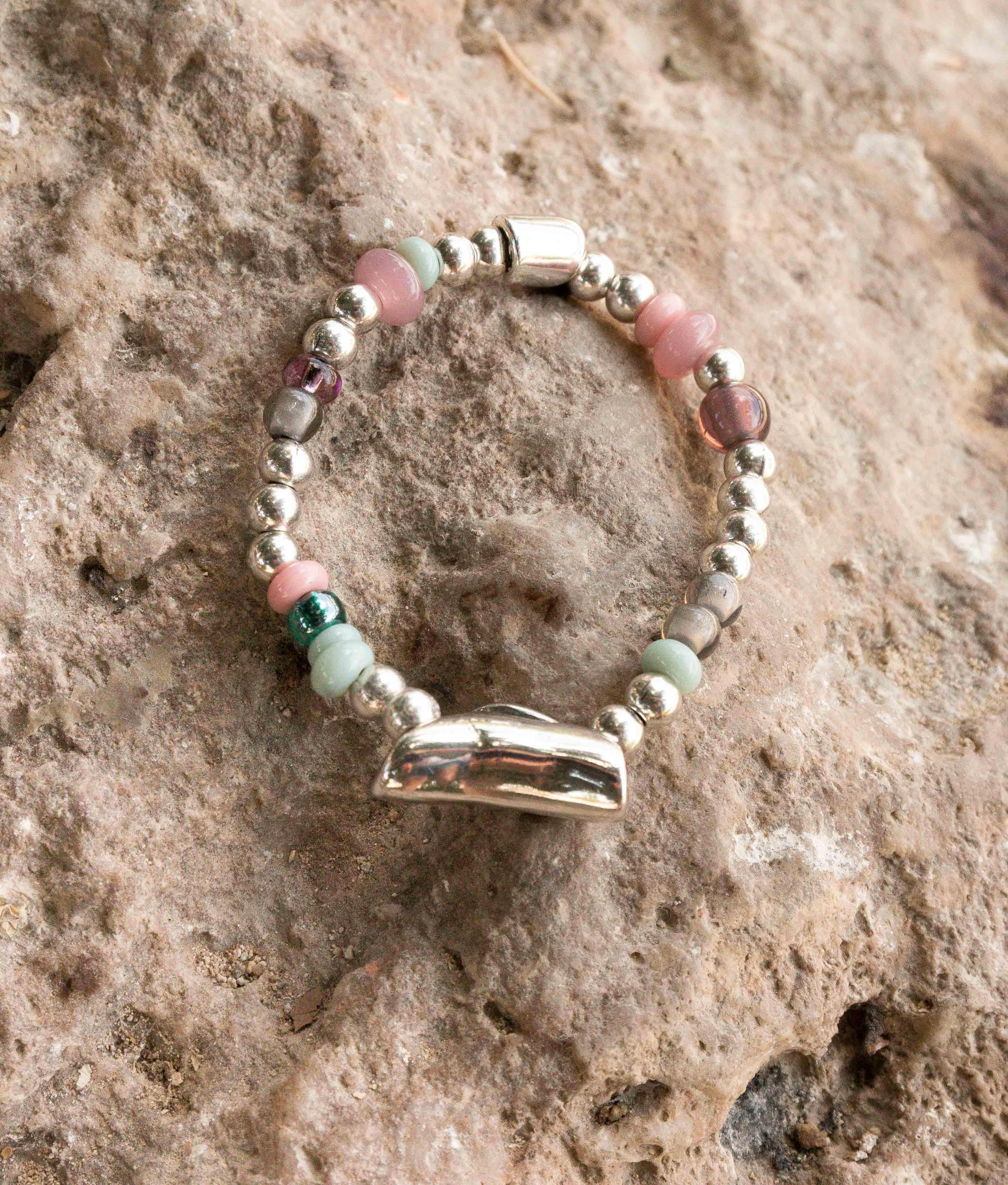 Bracelet Orquídea - Multicolor