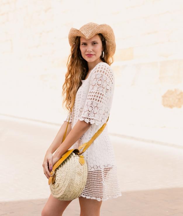 Vestido Lisboa - Blanco