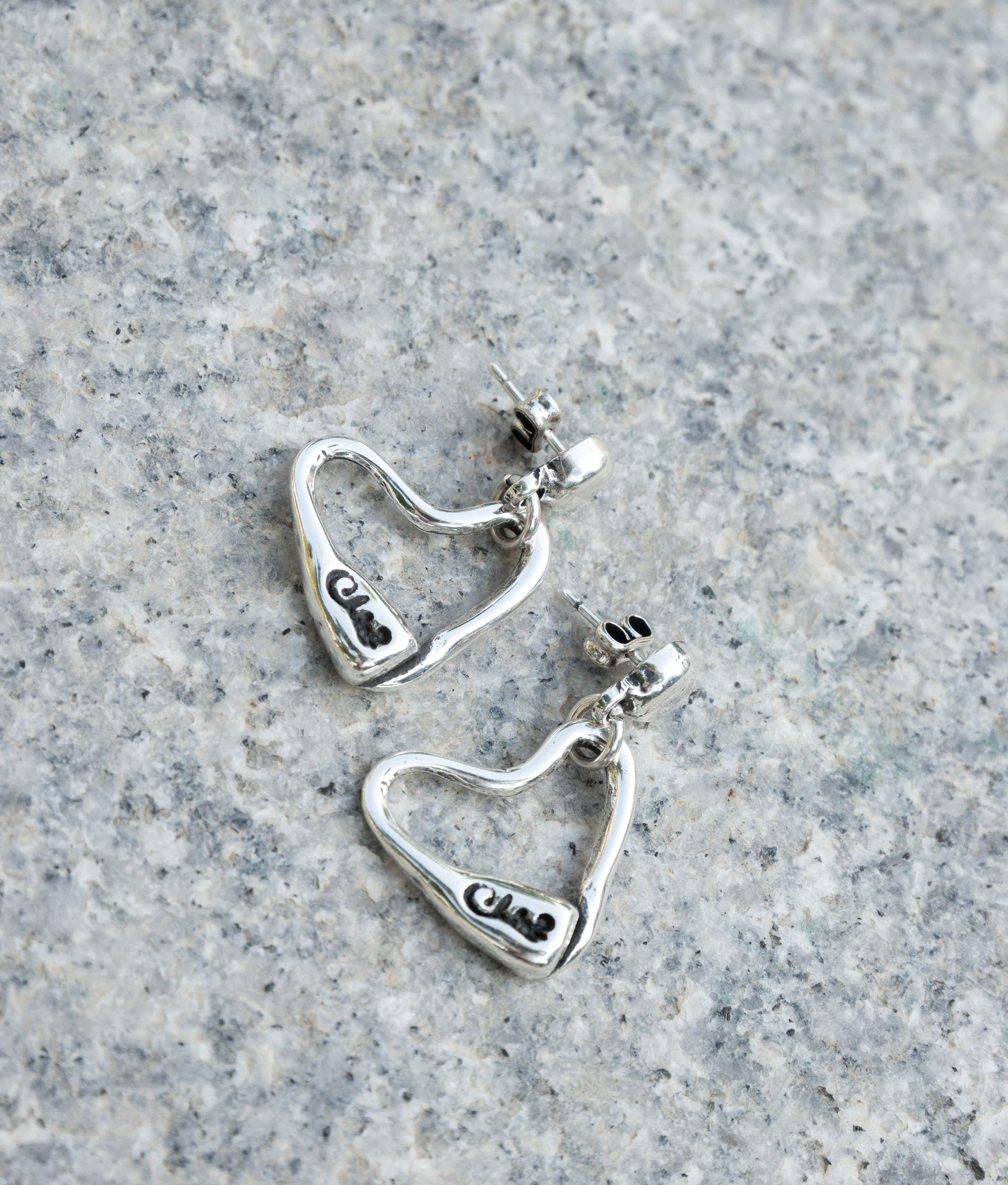Earrings Vaya Palo - Silver