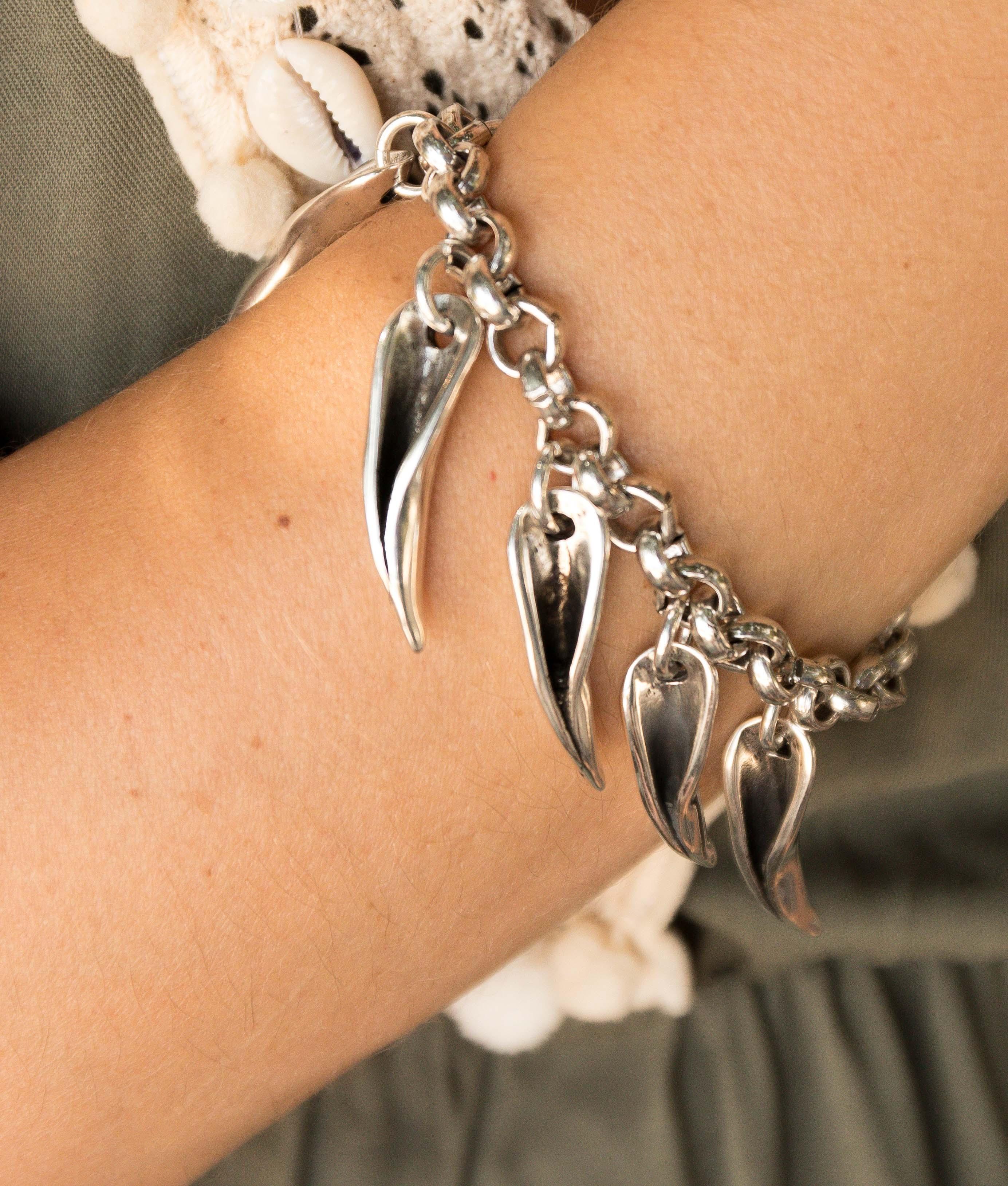 Bracelet Hiedra - Argent