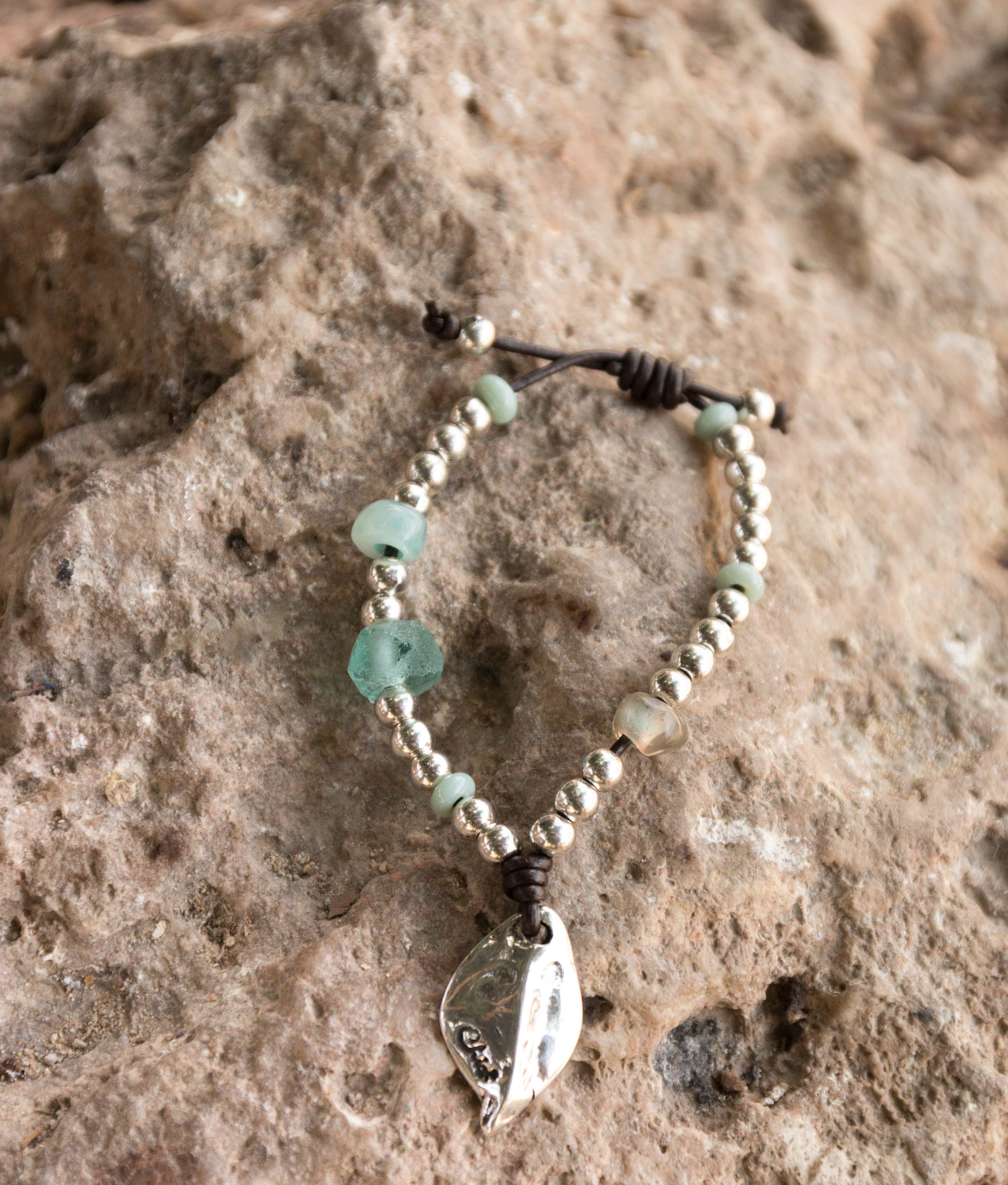 Bracelet Menta - Aquamarine
