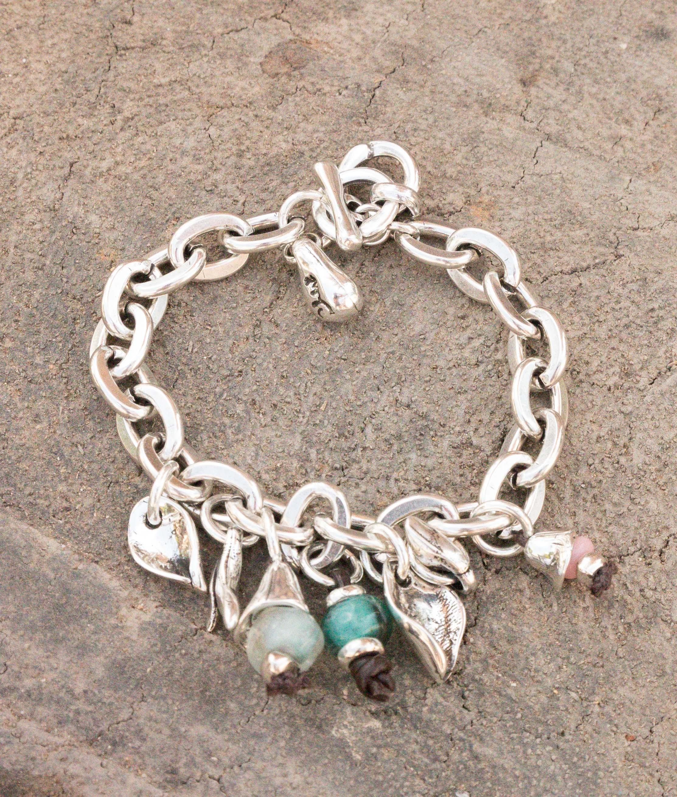 Bracelet Bouquet - Silver