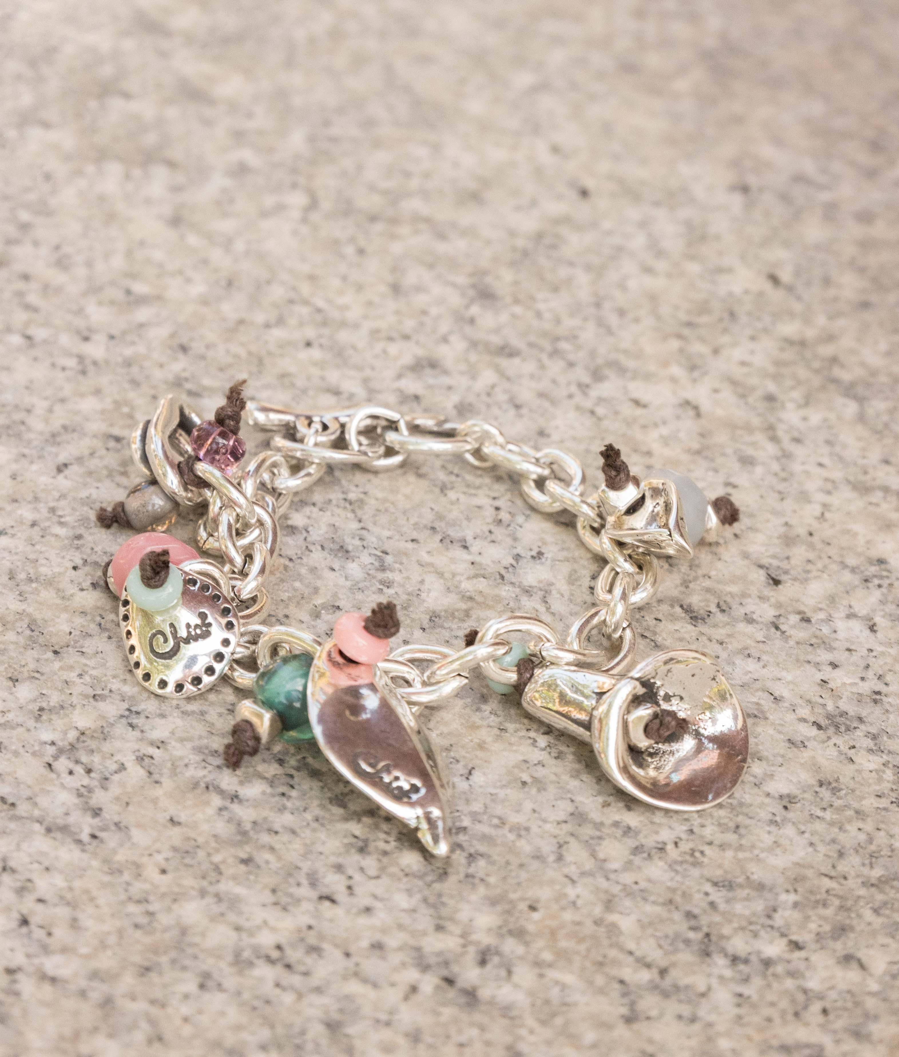 Bracelet X las Ramas - Multicolor