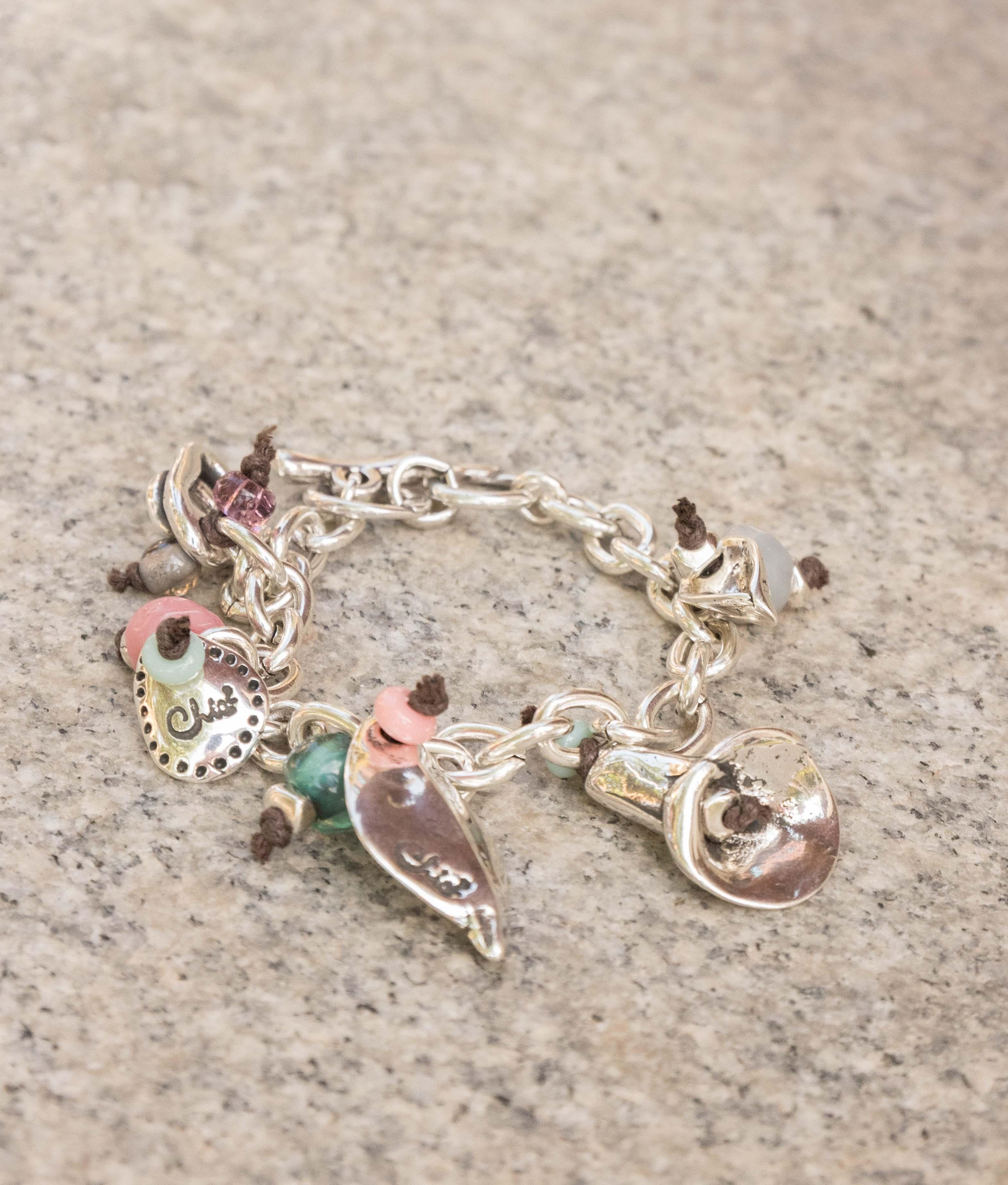 Bracelet X las Ramas - Multicolore