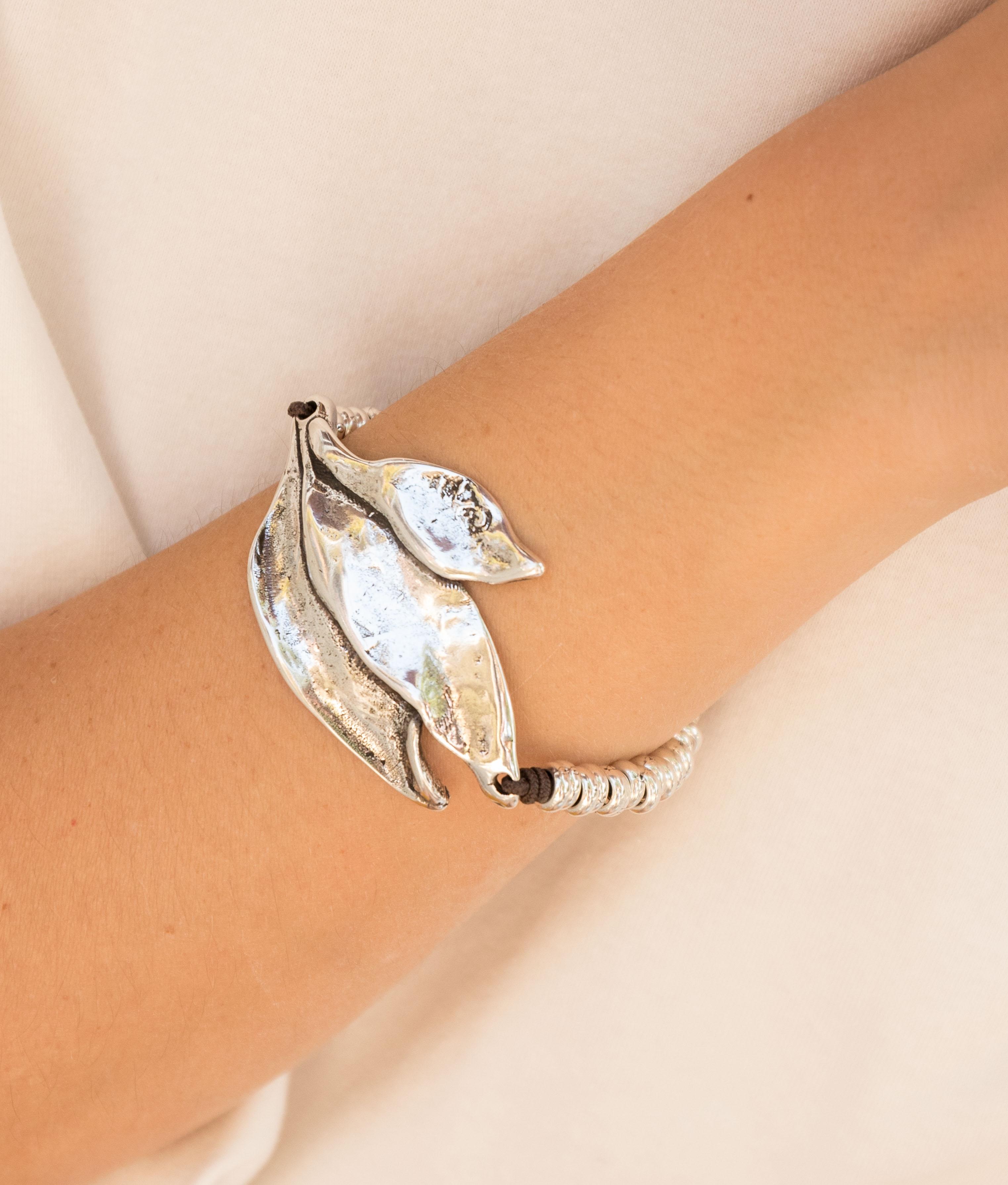 Bracelet Calathea Last - Silver
