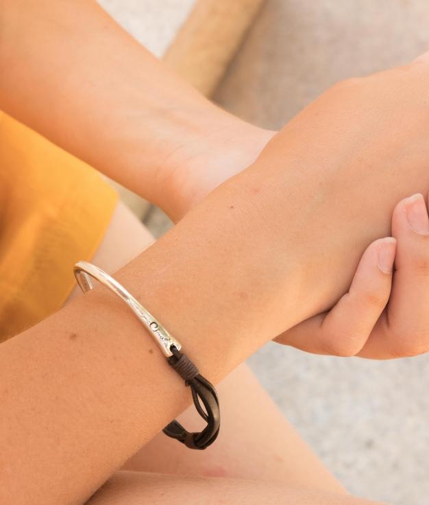 Bracelet Pomelo - Silver
