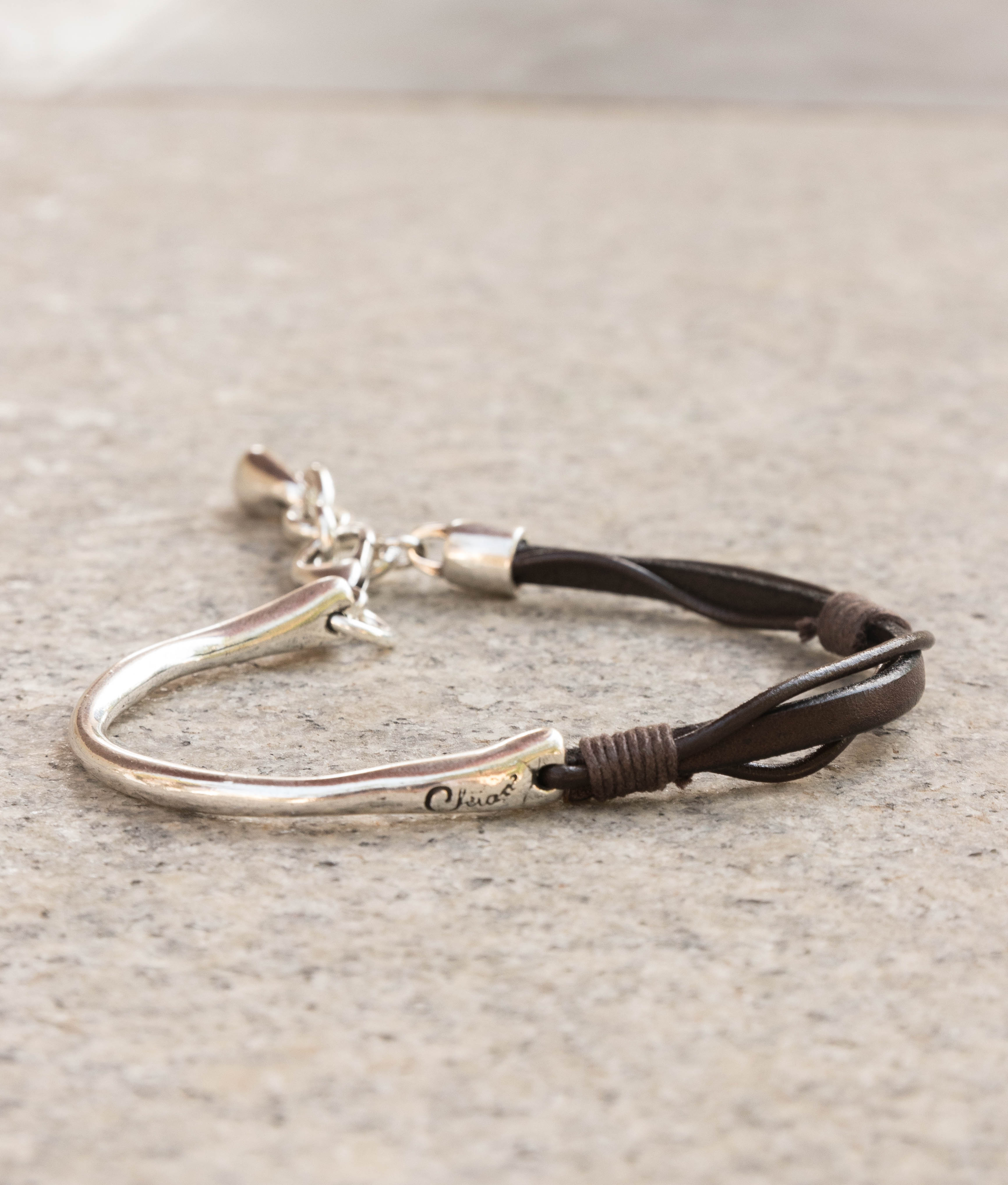 Bracelet Pomelo - Argent