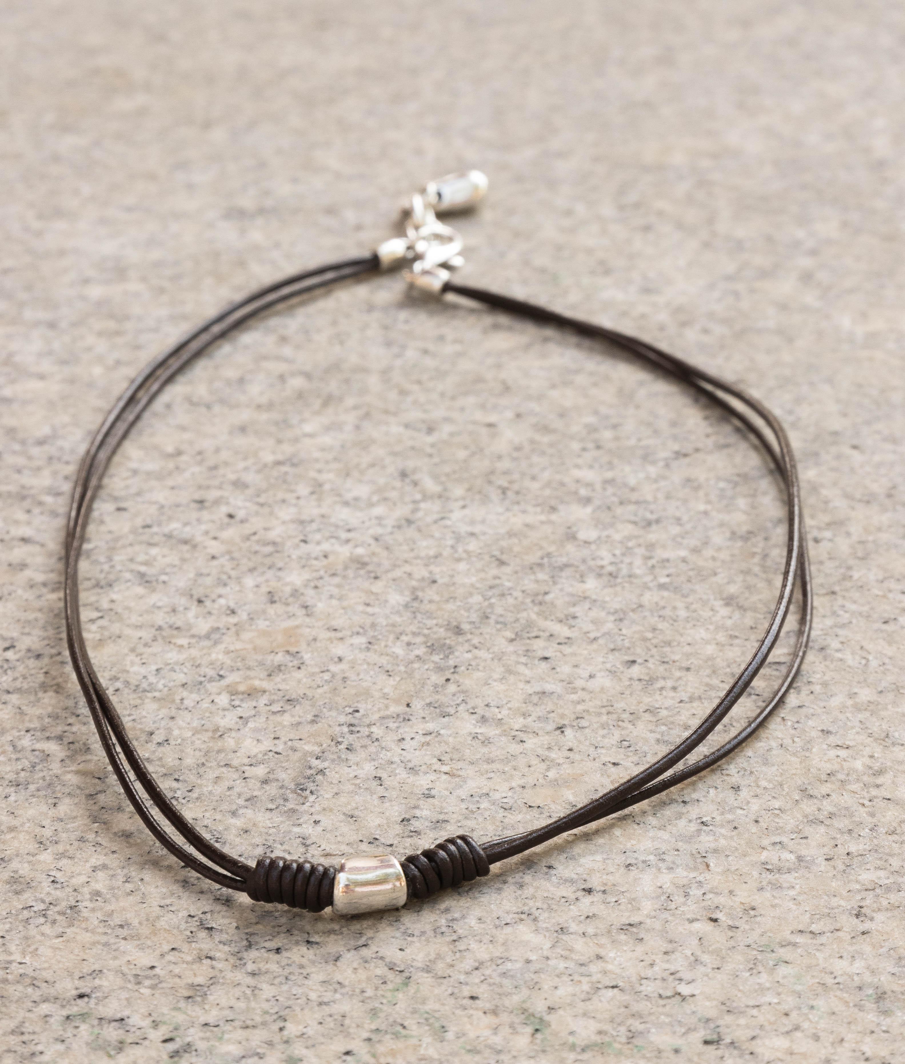 Necklace Cardamomo - Silver