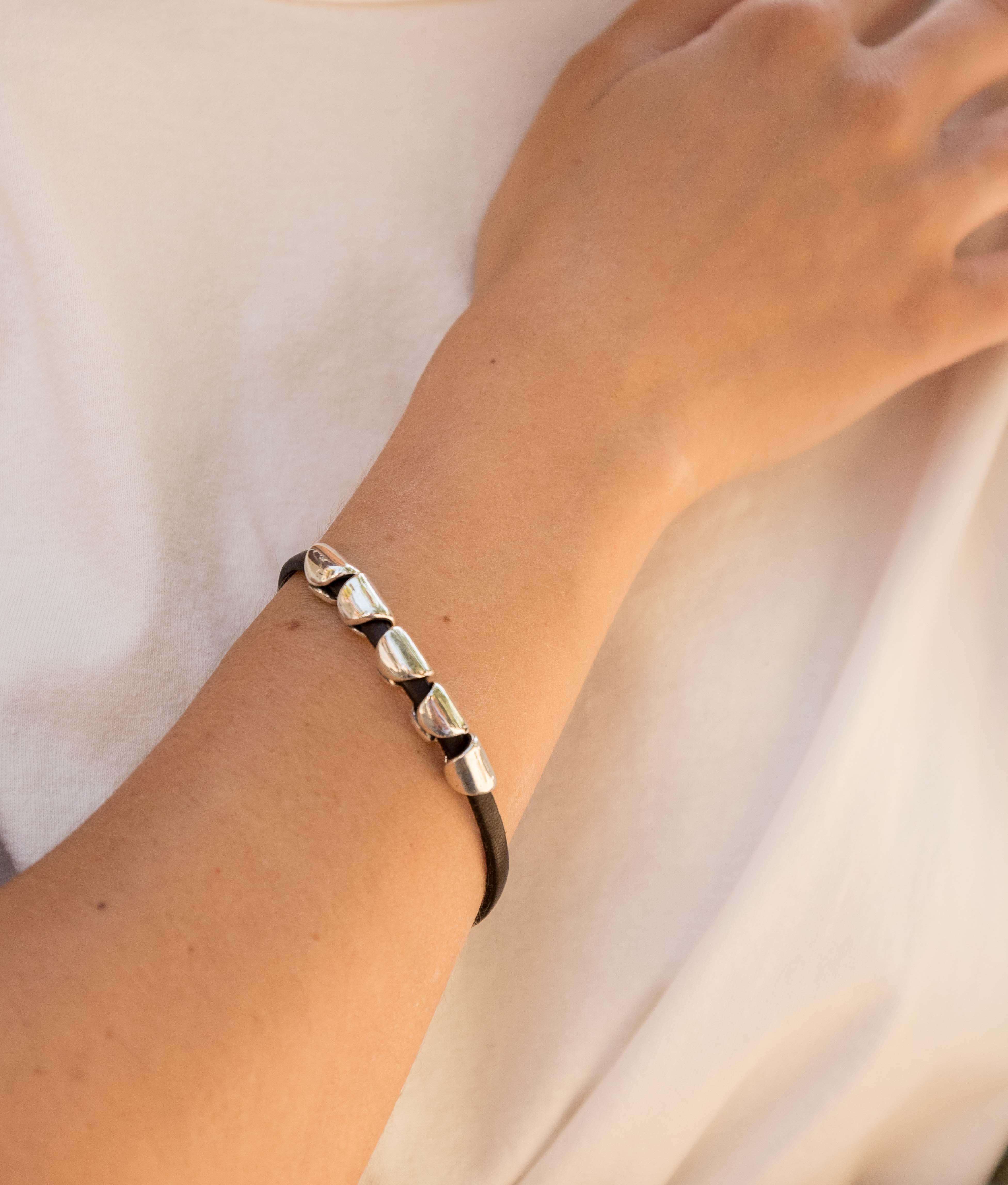 Bracelet Cardamomo - Silver