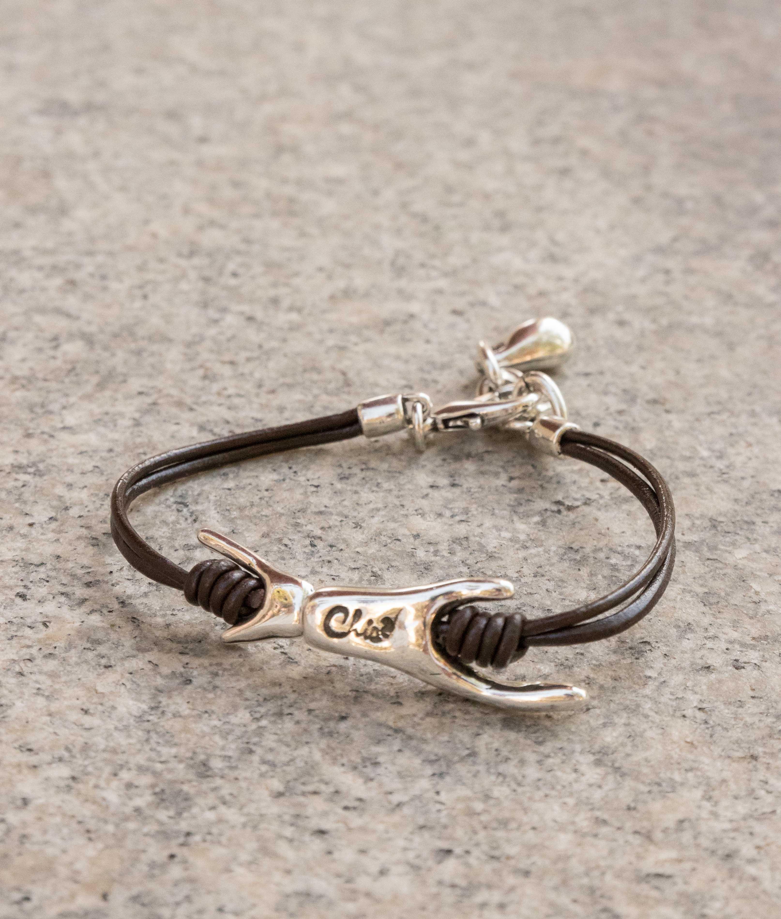 Bracelet Jengibre - Silver