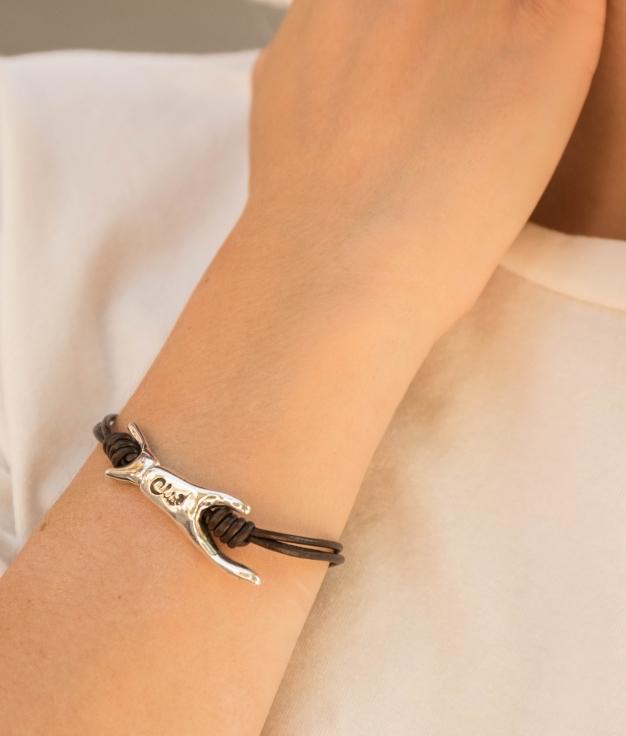 Bracelet Jengibre - Argent