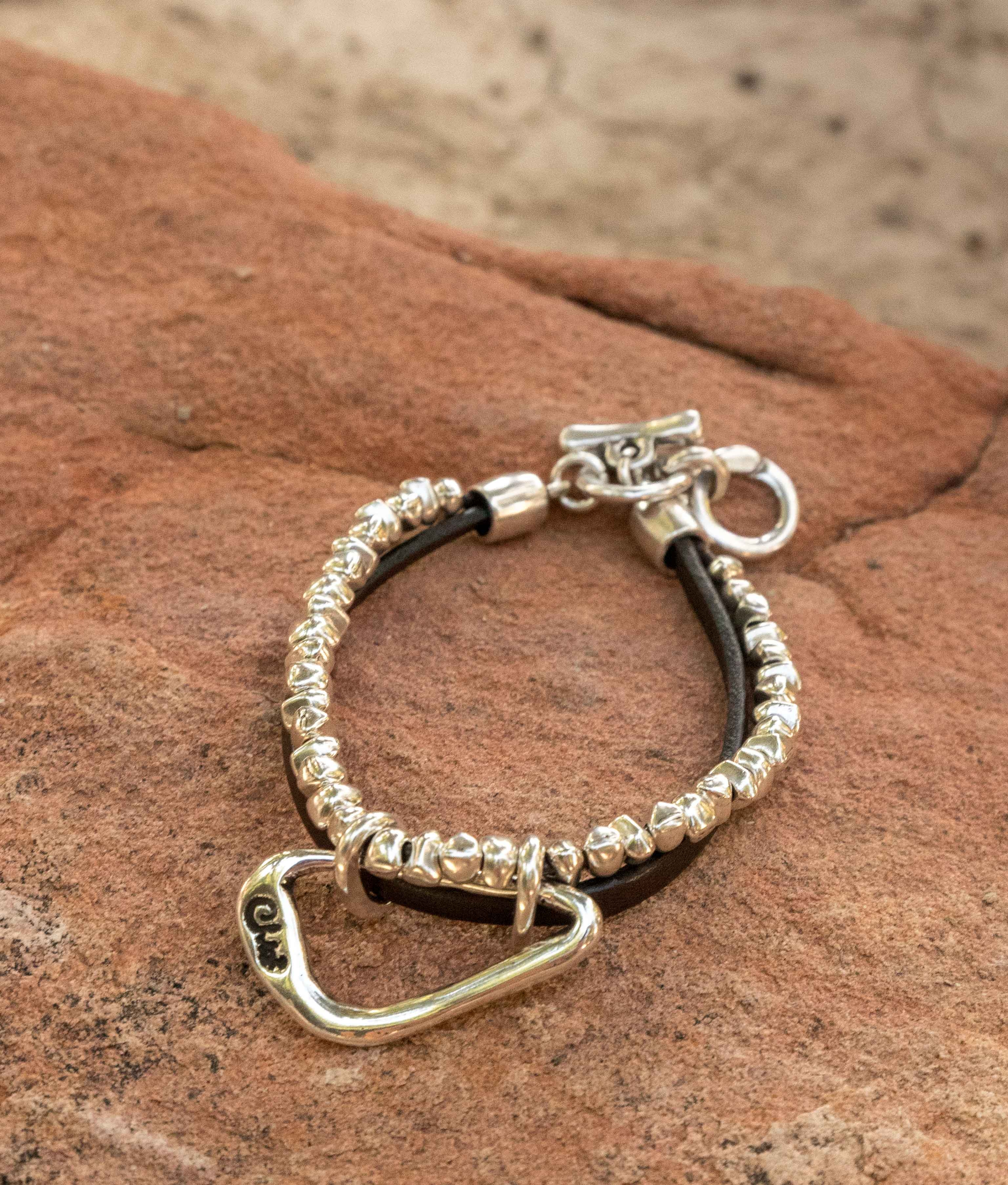 Bracelet Sándalo - Silver