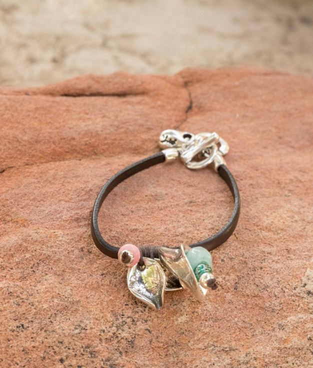 Bracelet Hibisco - Multicolore