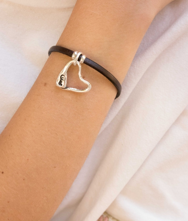 Bracelet Hoya Kerrii - Silver