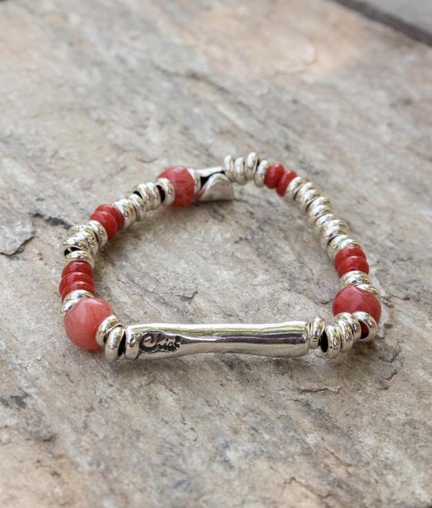 Bracelet Brezo Last - Rosso