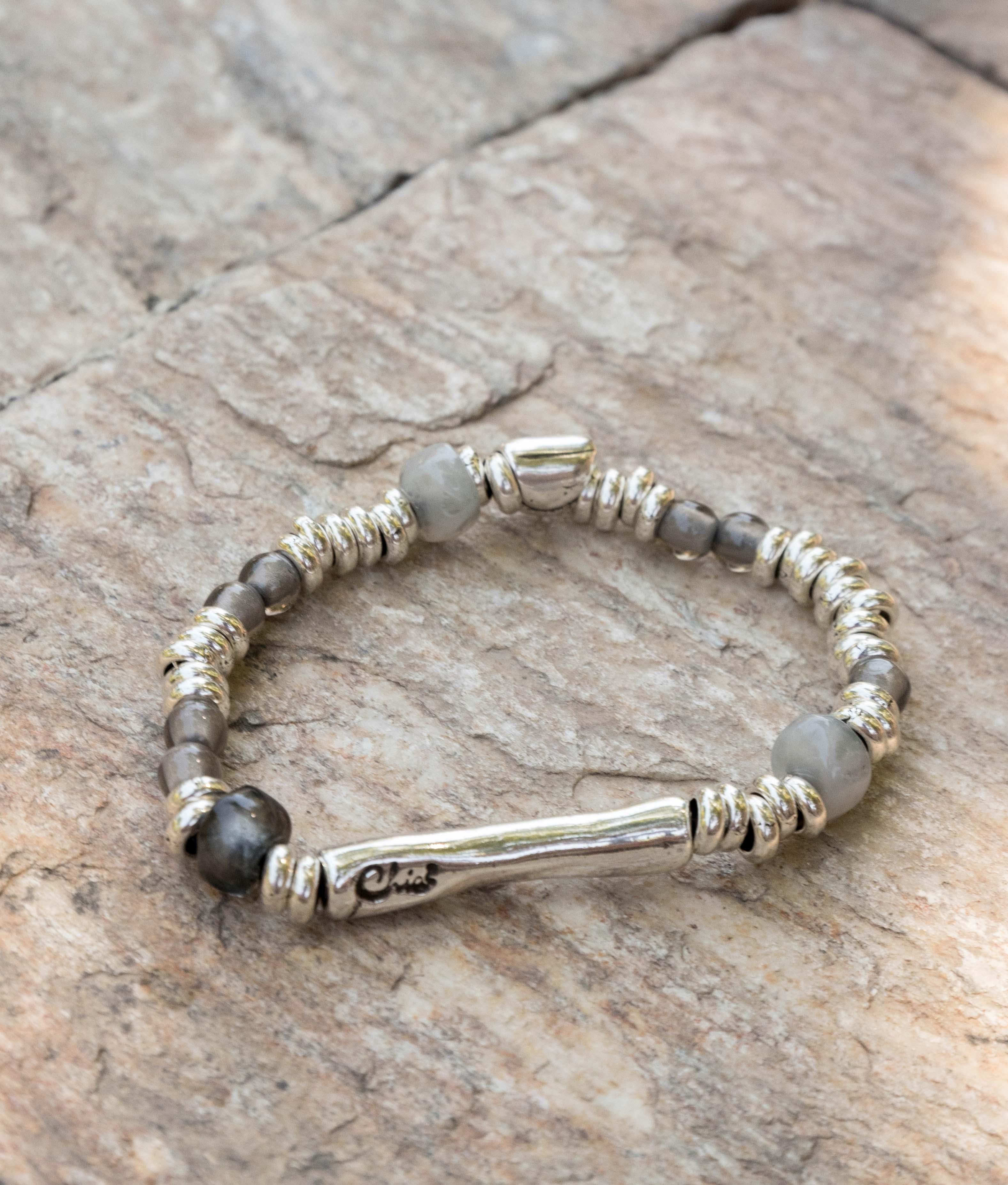 Bracelet Brezo Last - Grey