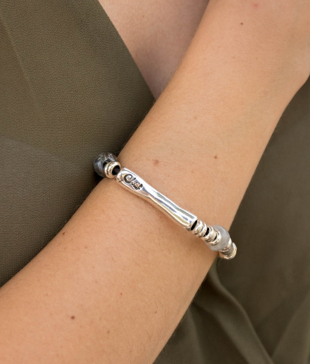 Bracelet Brezo Last - Gris