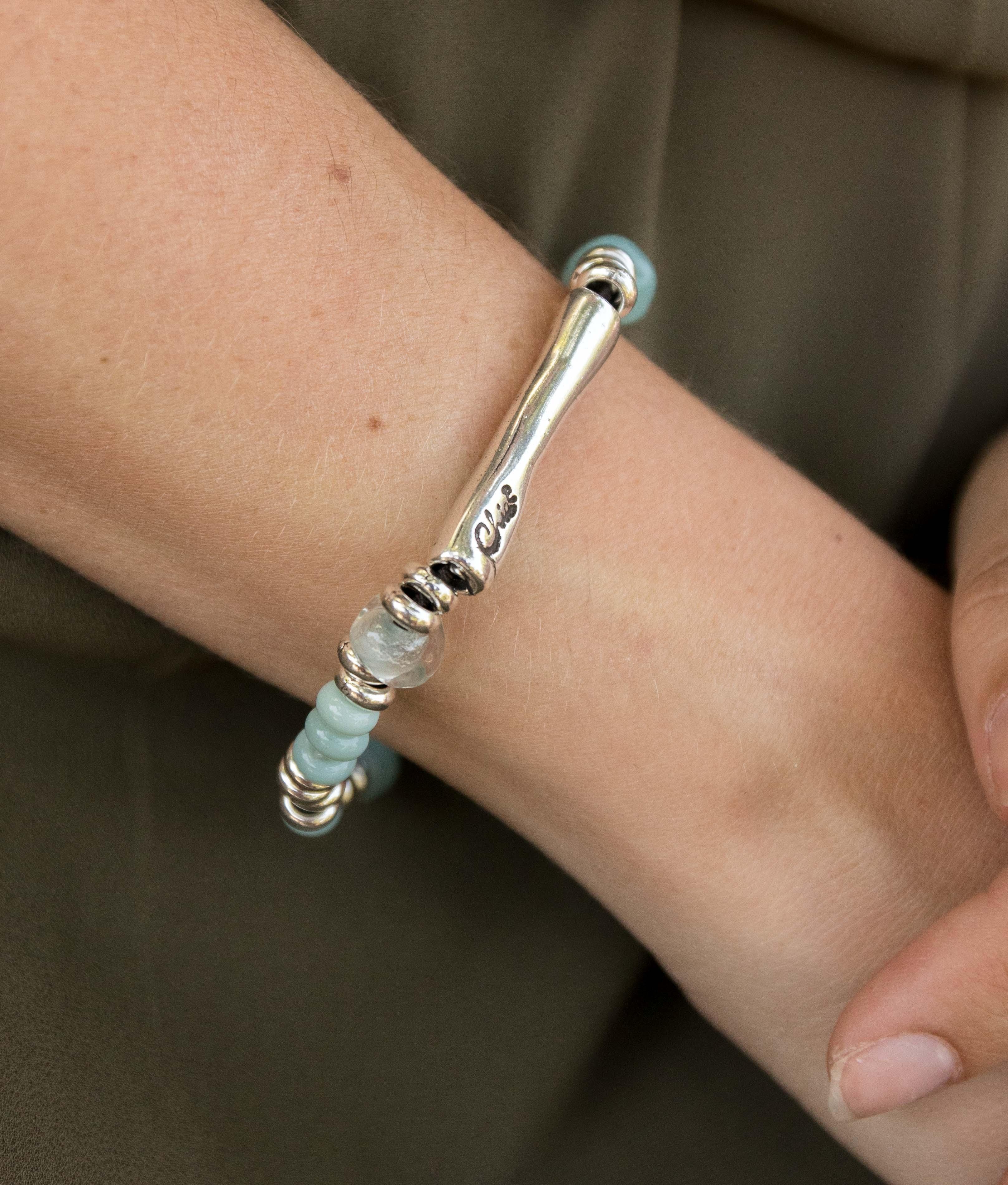 Bracelet Brezo Last - Aquamarine