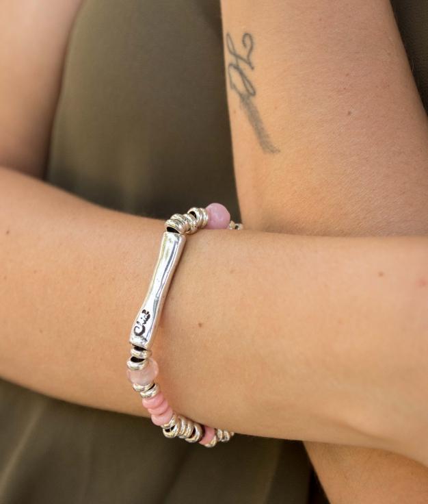 Bracelet Brezo Last - Rose