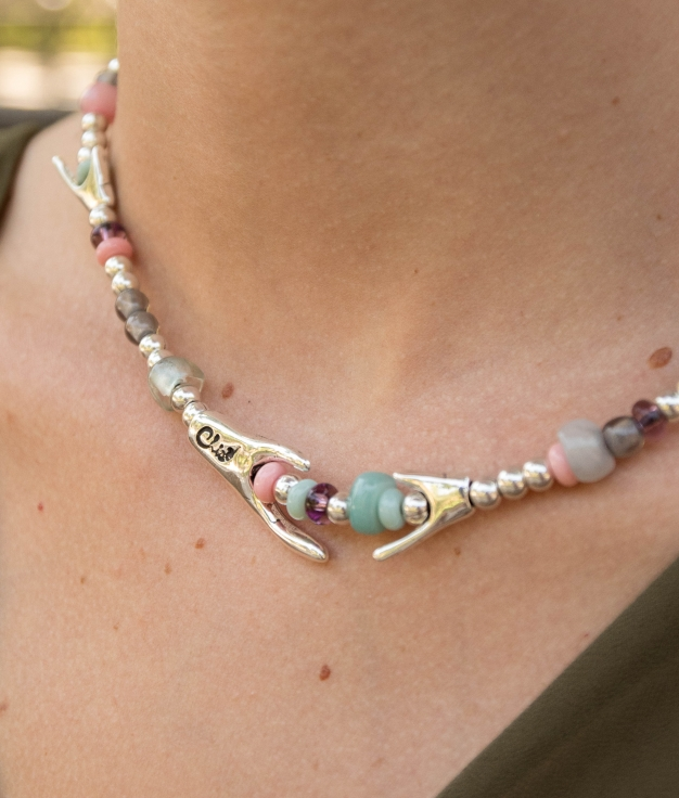 Necklace Brezo - Multicolor