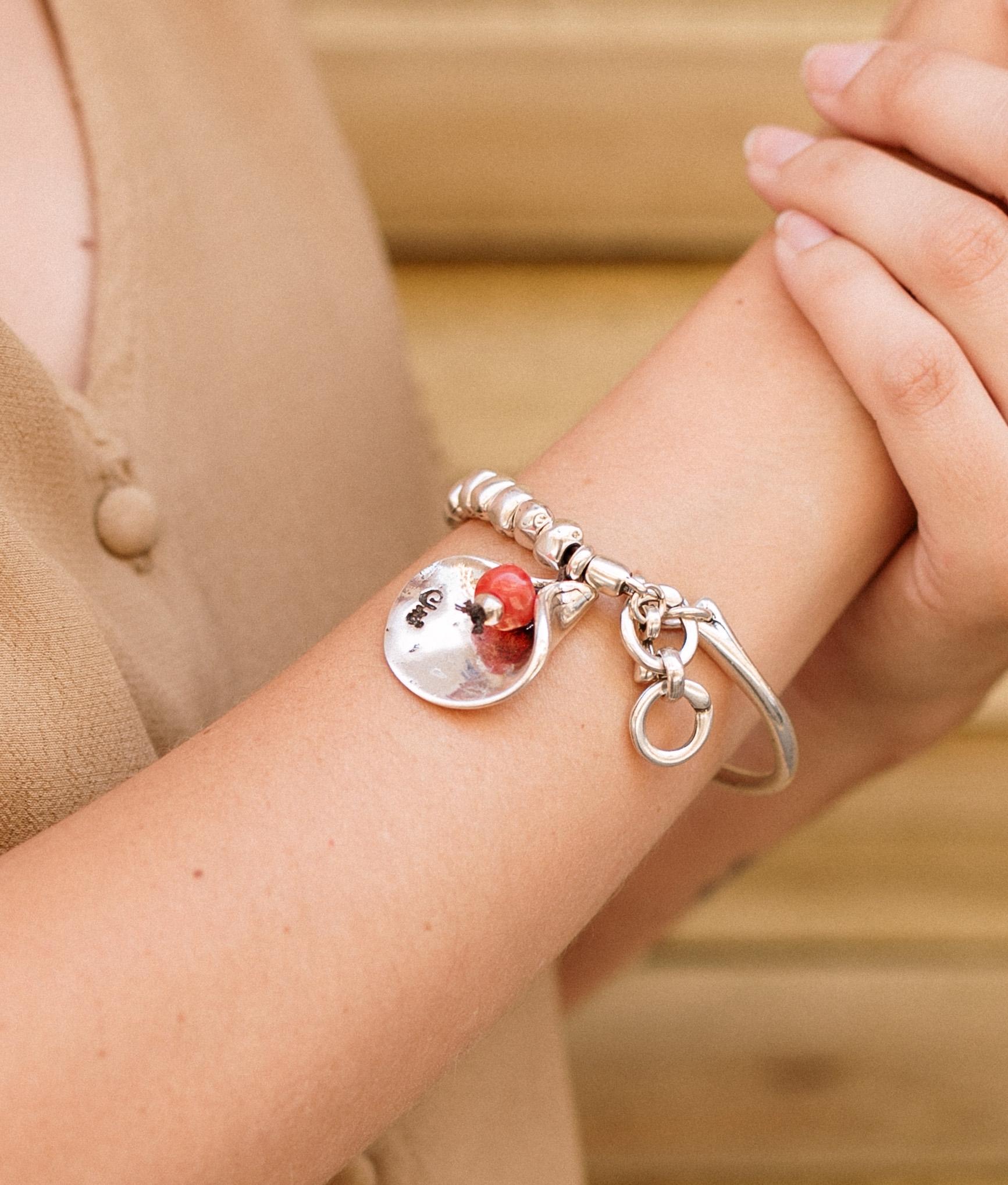 Bracelet de Flor en Flor - Red