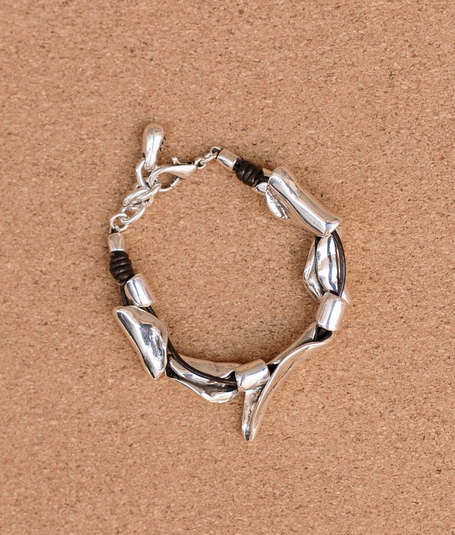 Bracelet Canelita - Argent