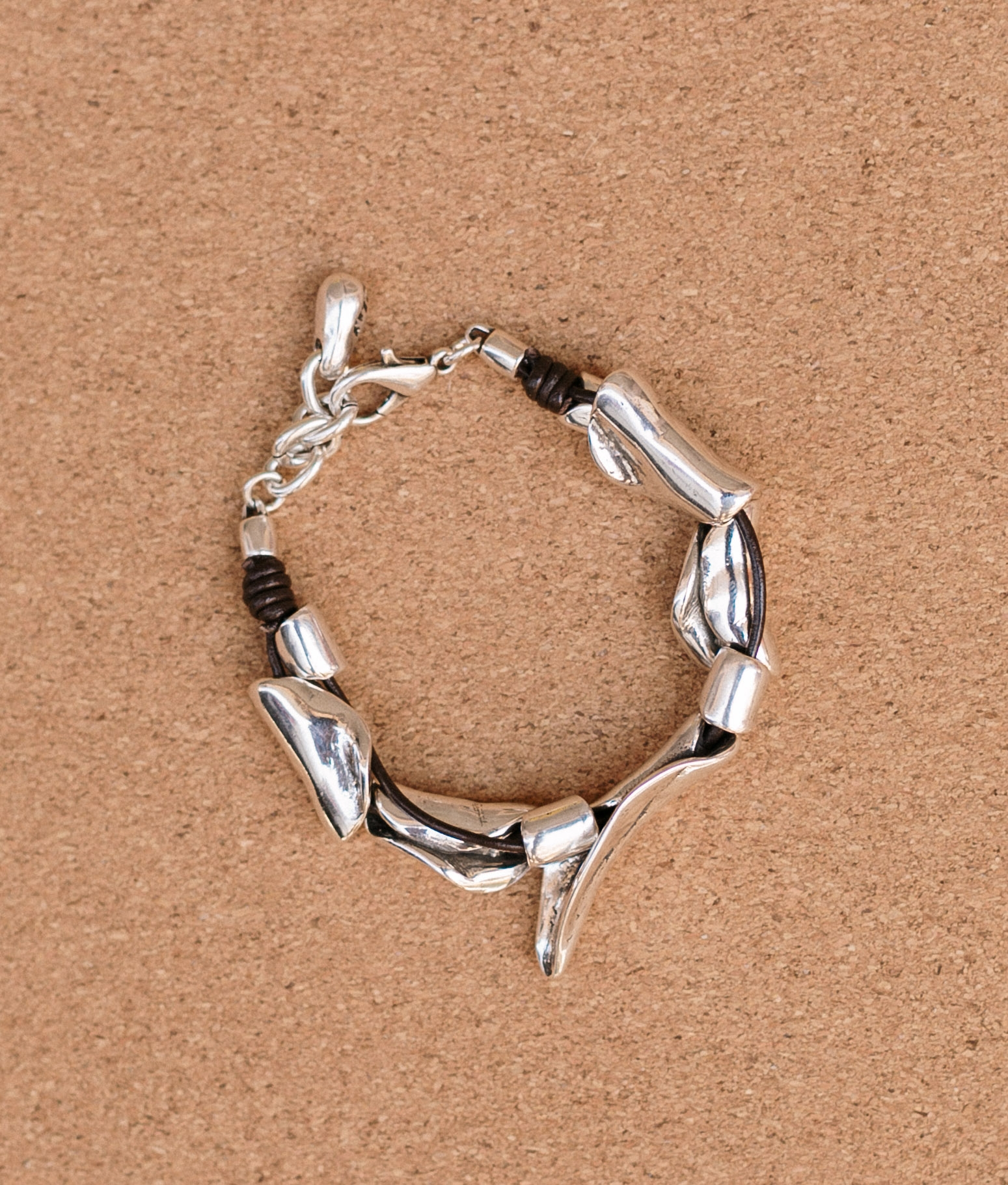 Bracelet Canelita - Silver