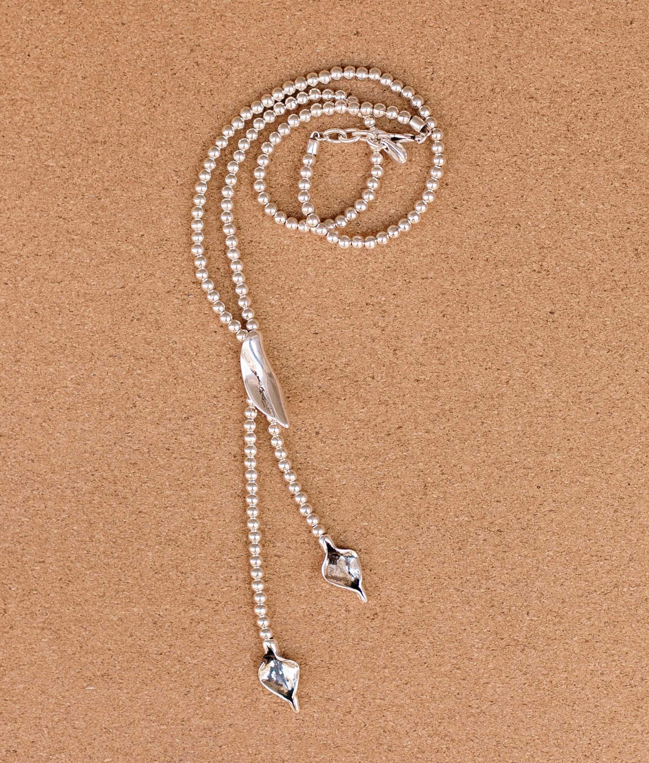 Necklace Repámpanos - Silver