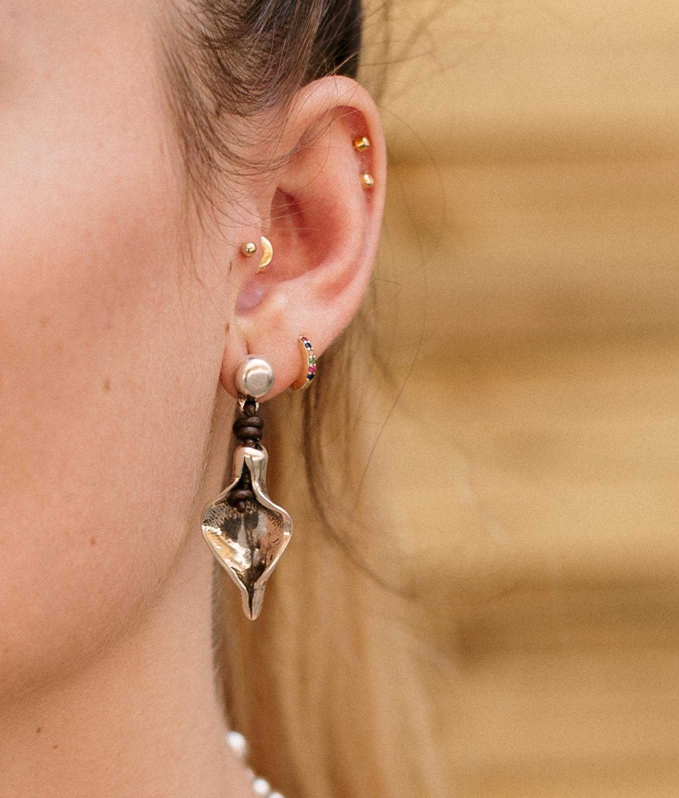 Earrings Repámpanos - Silver