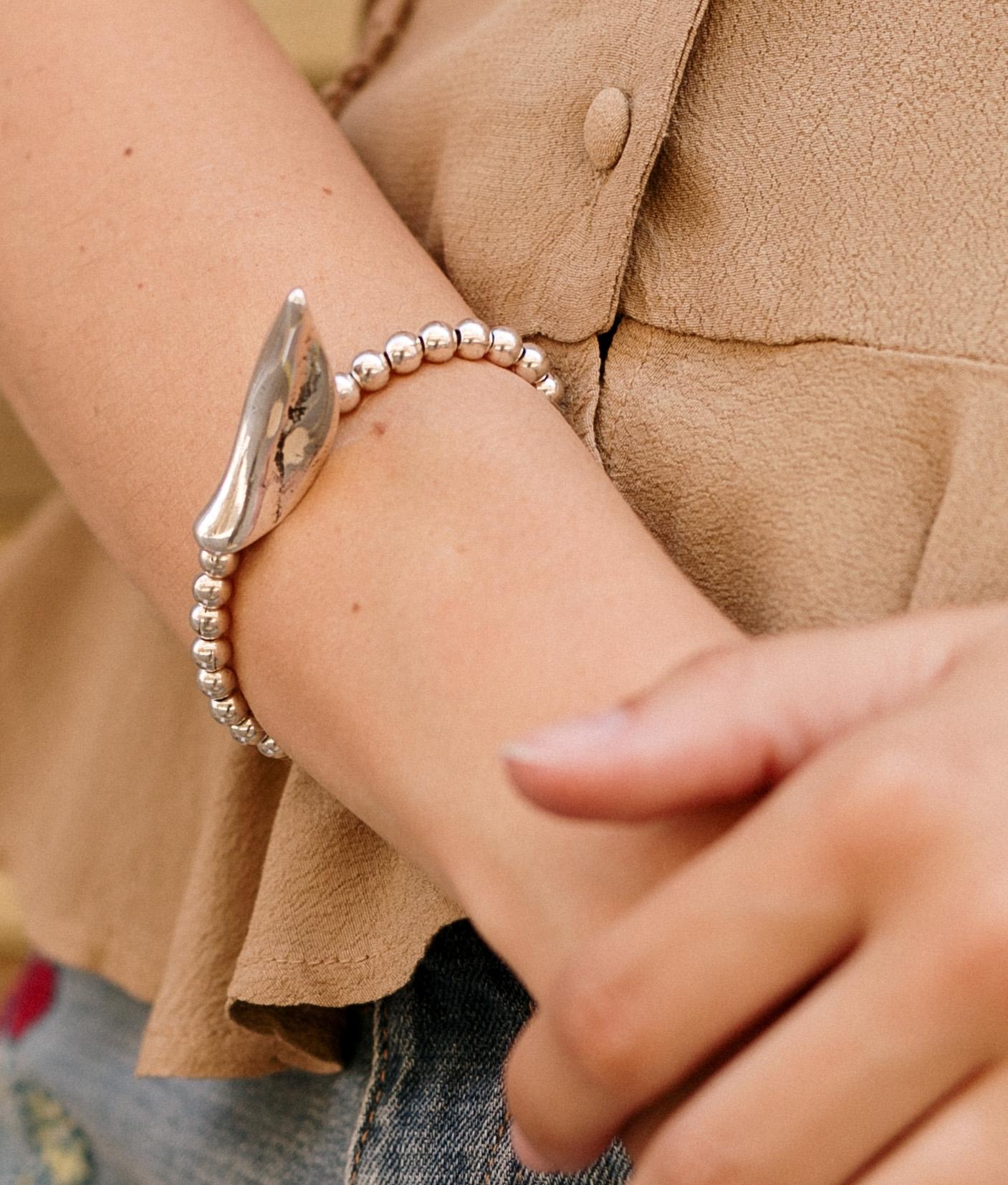 Bracelet Repámpanos - Silver