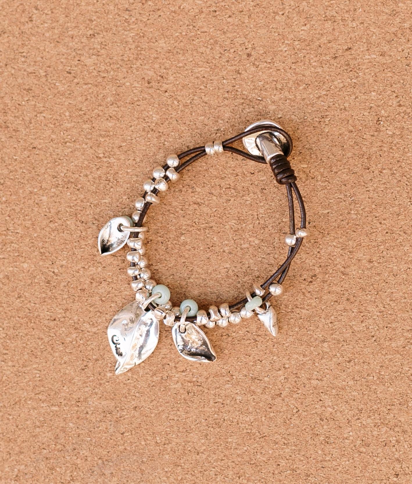Bracelet Madreselva - Aquamarine
