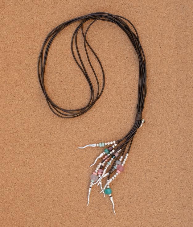 Necklace Zarzamora - Multicolor
