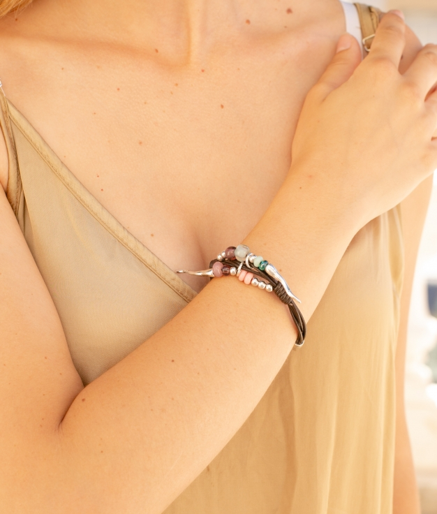 Bracelet Zarzamora - Multicolore