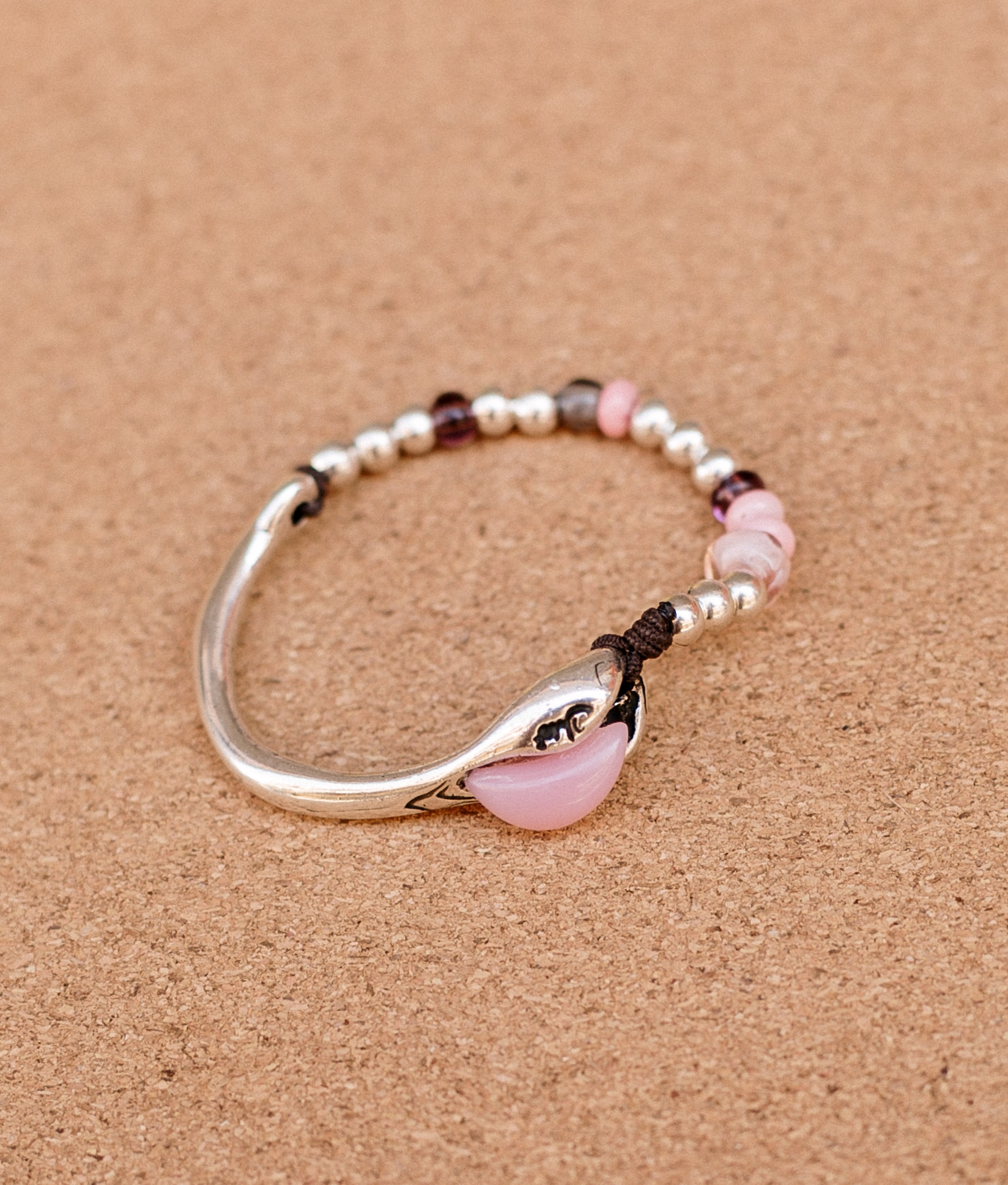 Braccialetto Baobab Color - Rosa