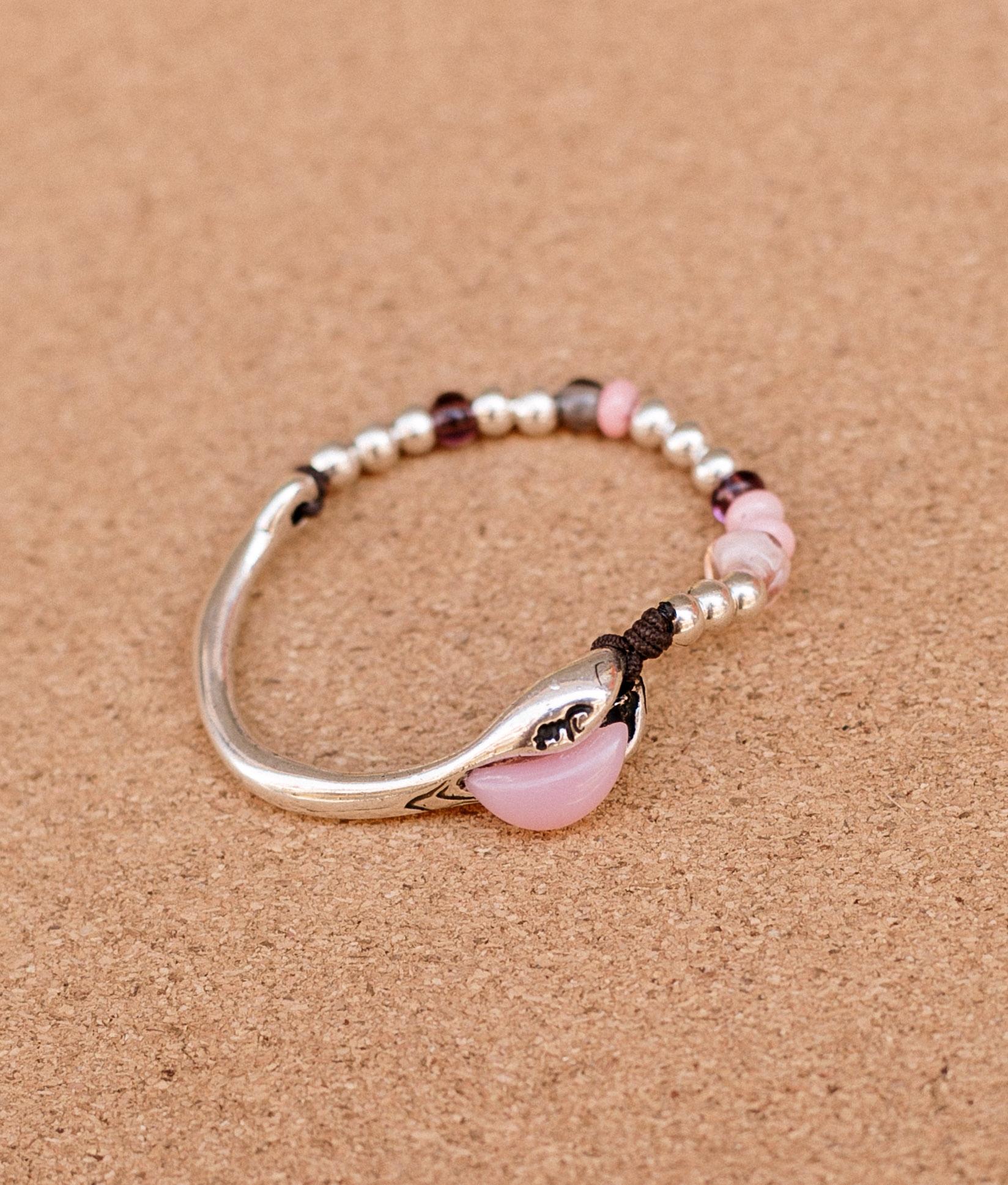 Bracelet Baobab Color - Rosa