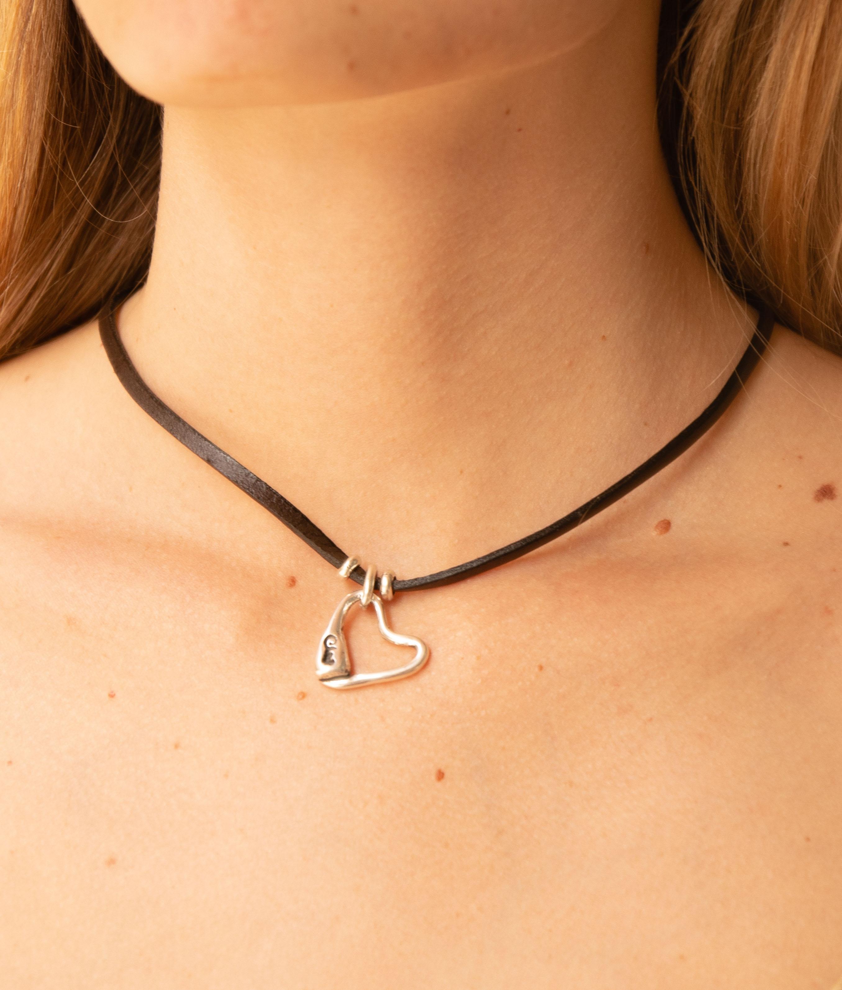 Necklace Hoya Kerrii - Silver