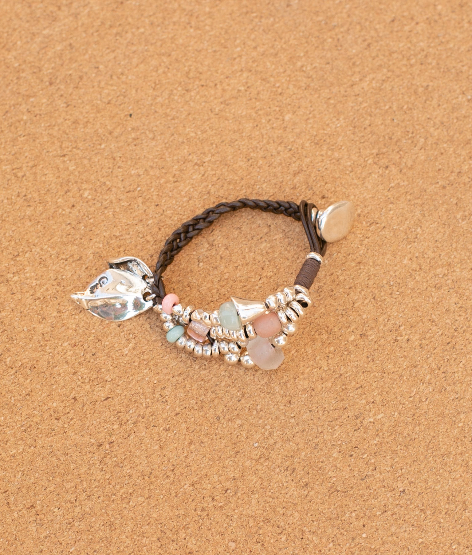 Bracelet Hojarasca - Multicolor