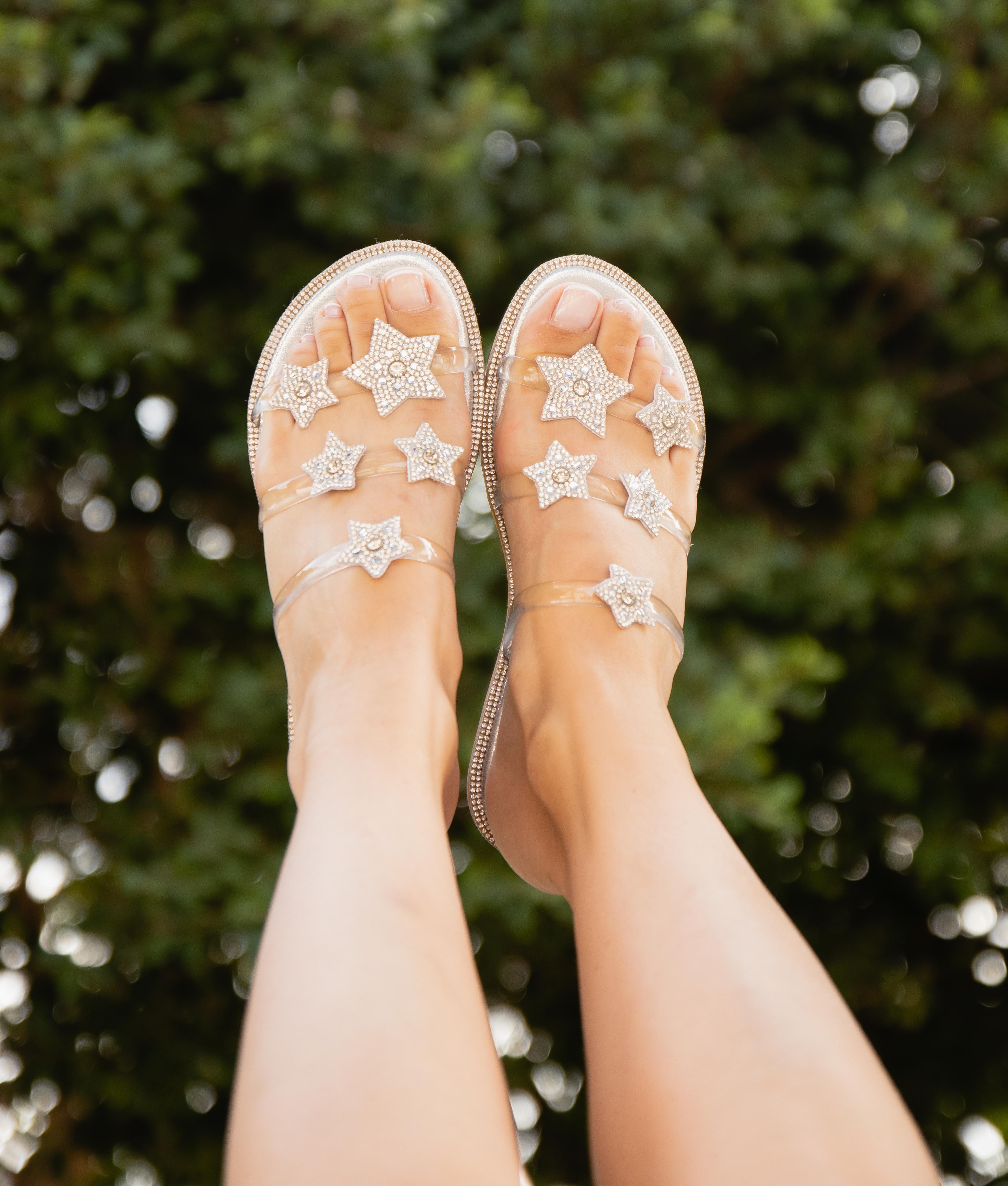 Sandal Sterla - Silver