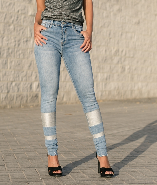 Trousers Xeco - Denim