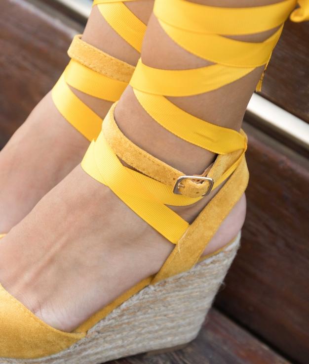 Cuña Rodom - Amarelo