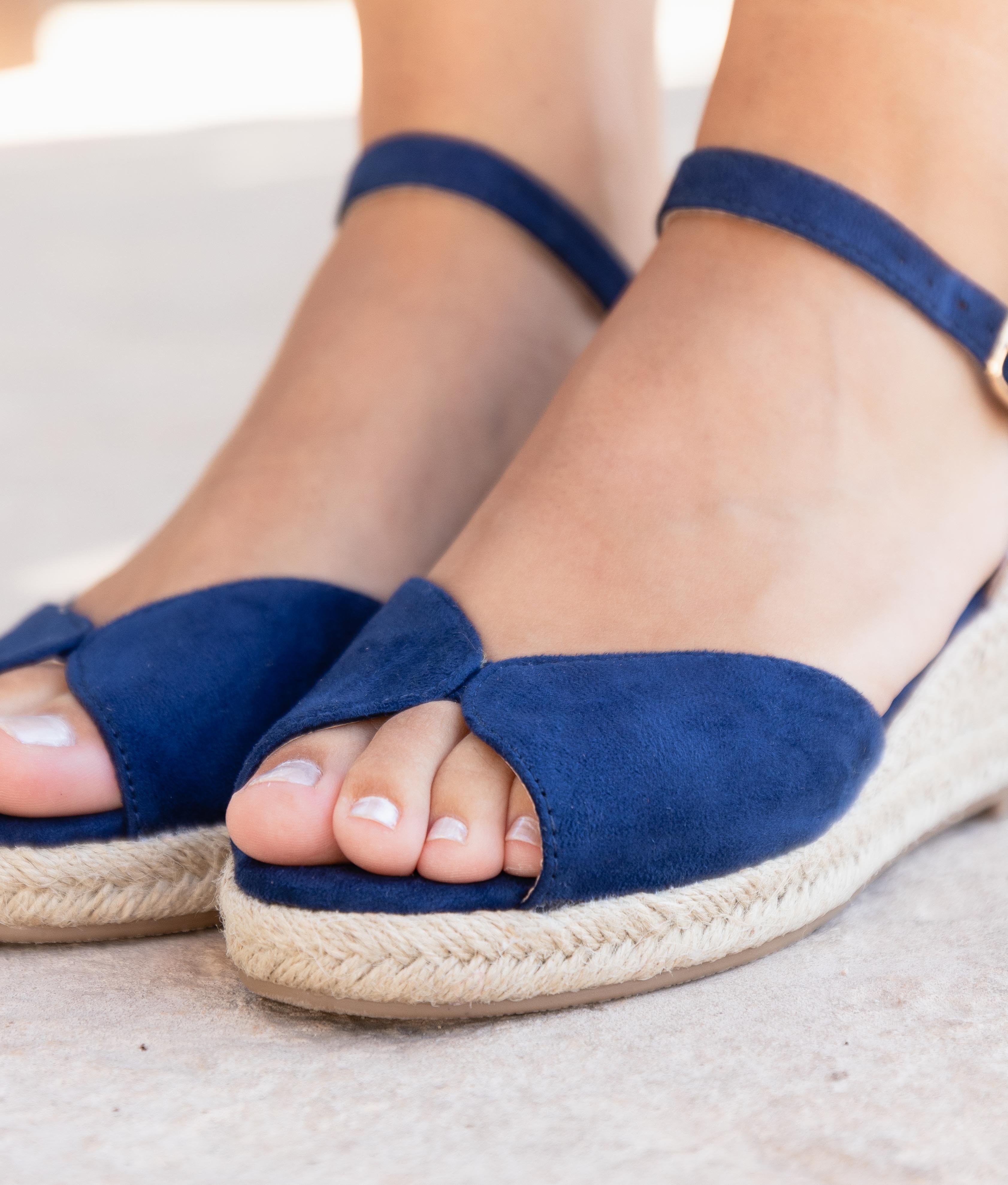 Cuña Lyca - Blue
