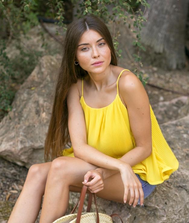Top Clodon - Amarelo
