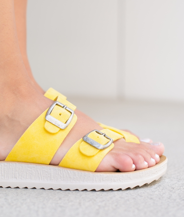 Sandal Dical - Yellow