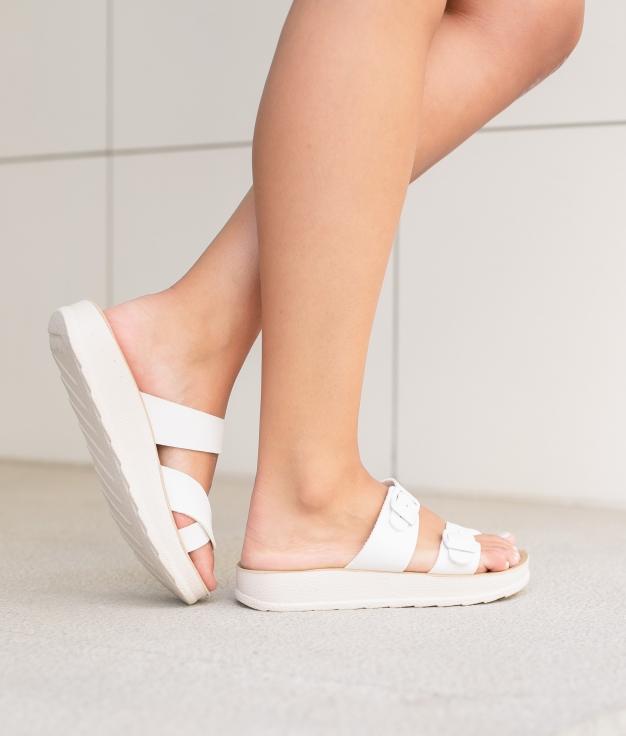 Sandal Beat - White