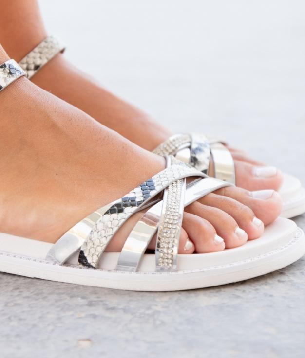 Sandal Nile - Silver