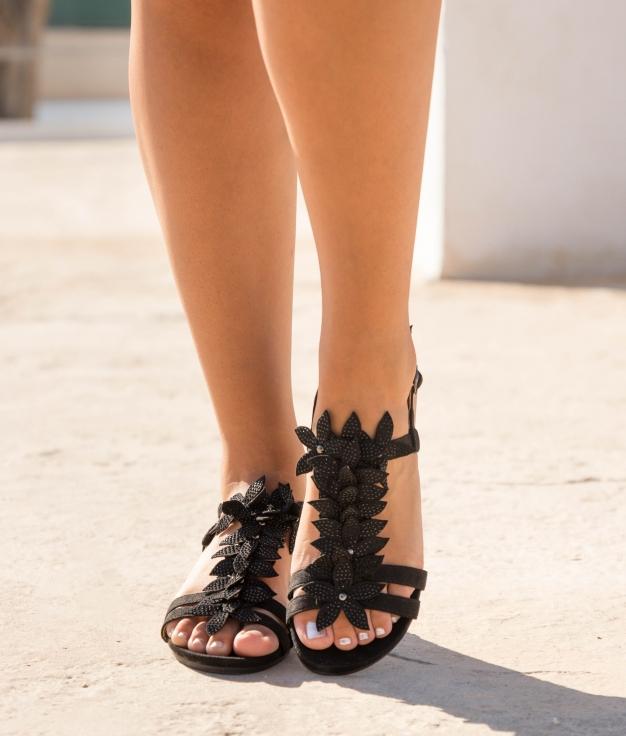 Sandal Tenat - Black