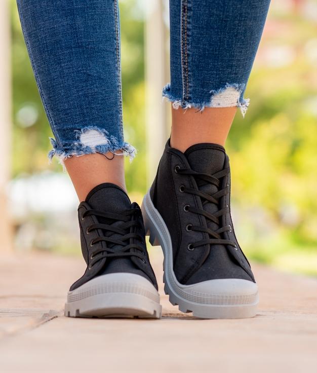 Sneakers Mapos - Noir