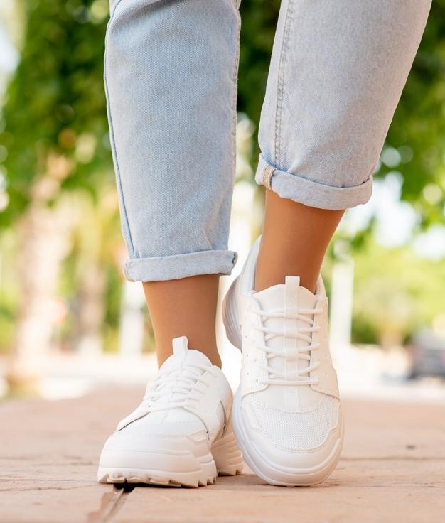 Sneakers Didet - Blanc