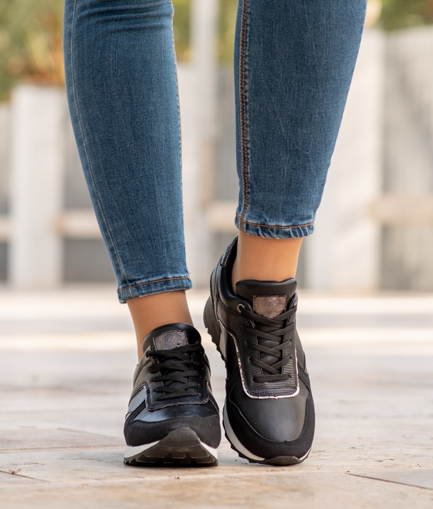 Sneakers Niwen - Nero