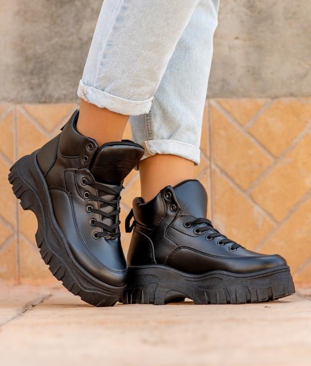 Sneakers Lodas - Noir